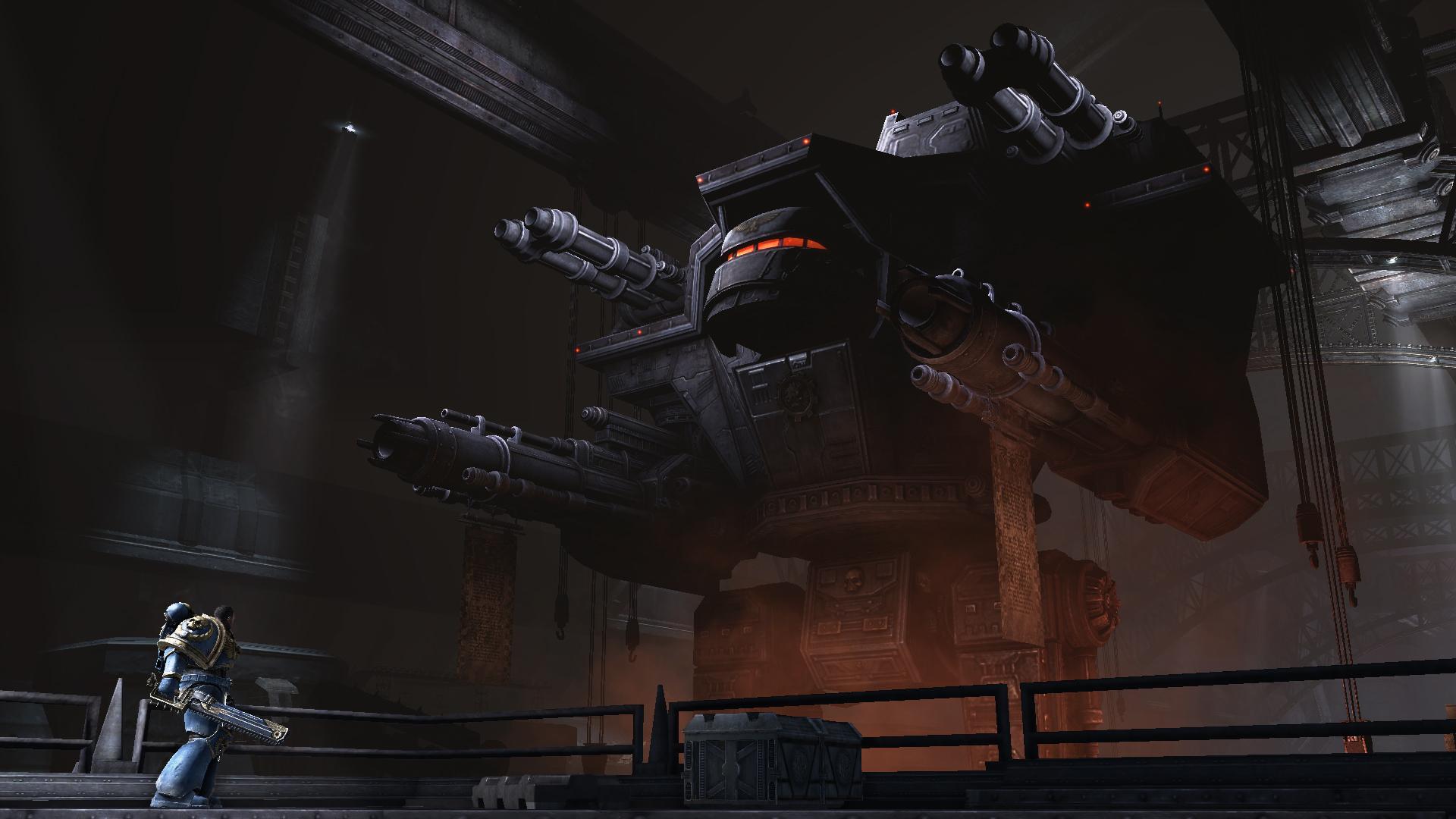 Un nuevo diario de desarrollo de Warhammer 40K: Space Marine