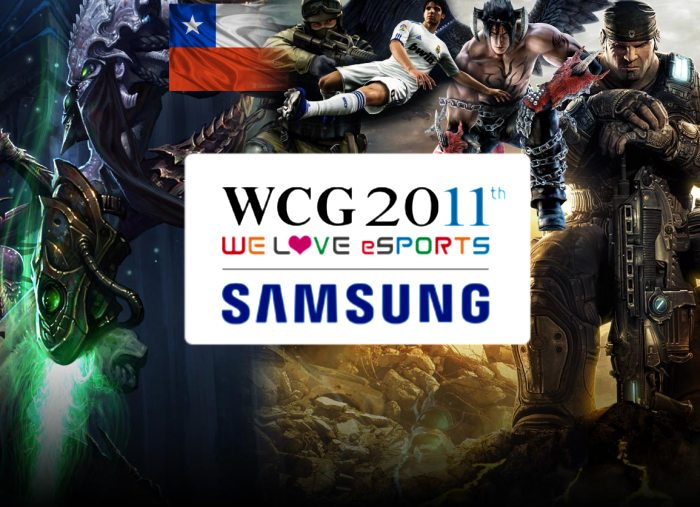 World Cyber Games Chile [13 - 14 de Agosto 2011]