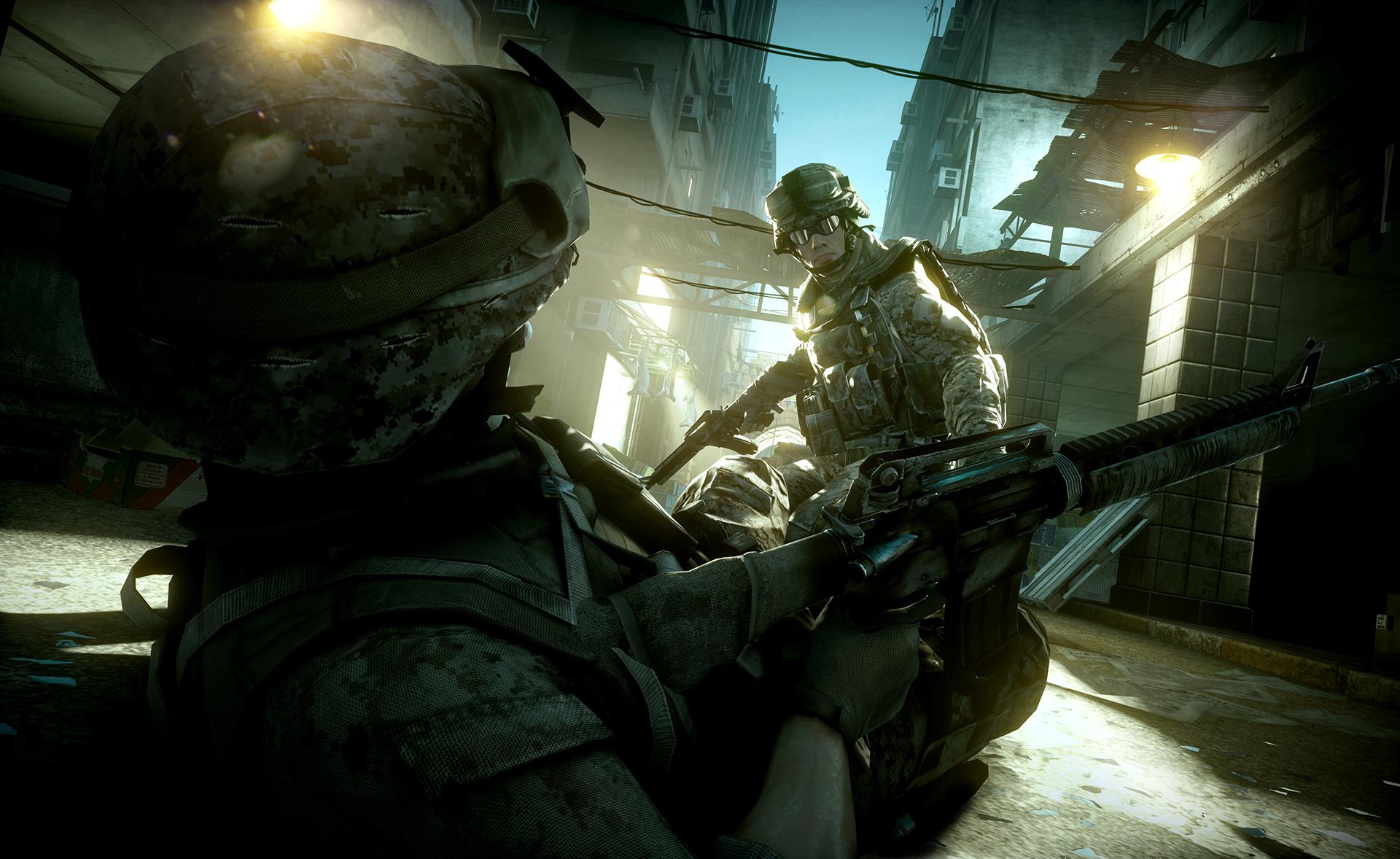 Este es el demo coop de Battlefield 3 en la GamesCom 2011 [Video]