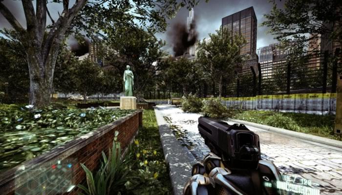 LagZero Analiza: Blackfire's 2 Mod para Crysis 2