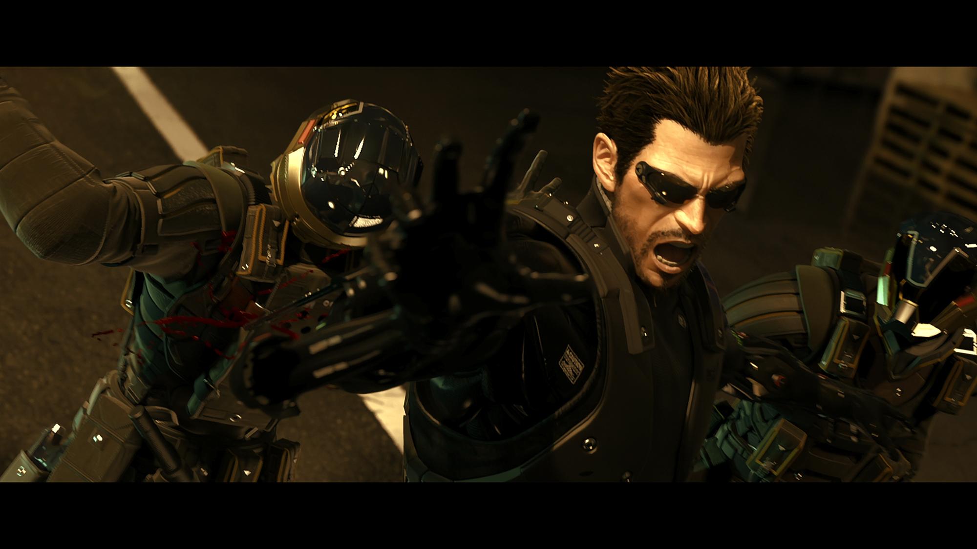 Deus Ex: Human Revolution Xbox 360 v/s PS3 [Video Comparativo]