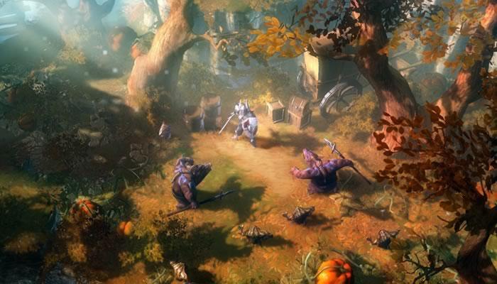 Si estas aburrido de esperar por Diablo 3, quizás Drakensang Online pueda acortar la espera