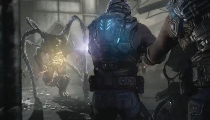 Intro cinemática de Gears of War 3, celebra el termino del desarrollo
