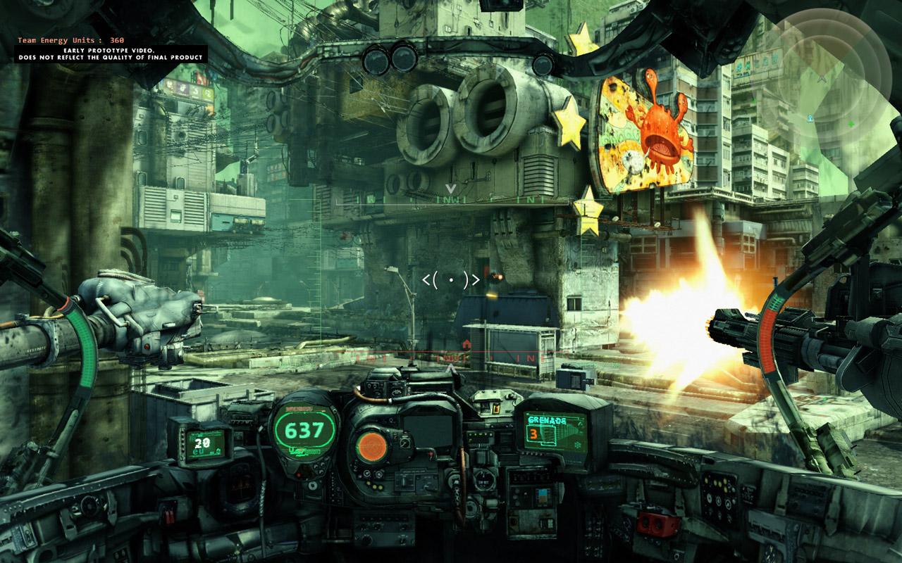 Hawken añadirá soporte para el Oculus Rift [Vídeo]