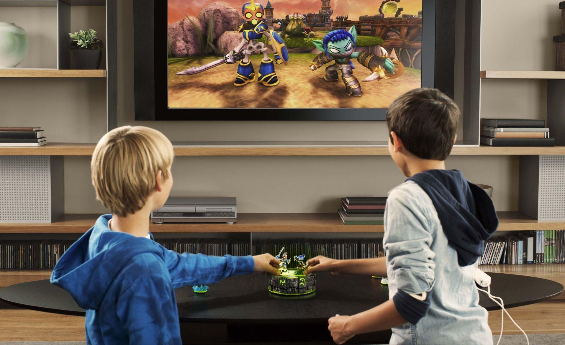 Skylanders: Spyro's Adventure, ¿Es un juguete o un juego?, averígualo en este trailer