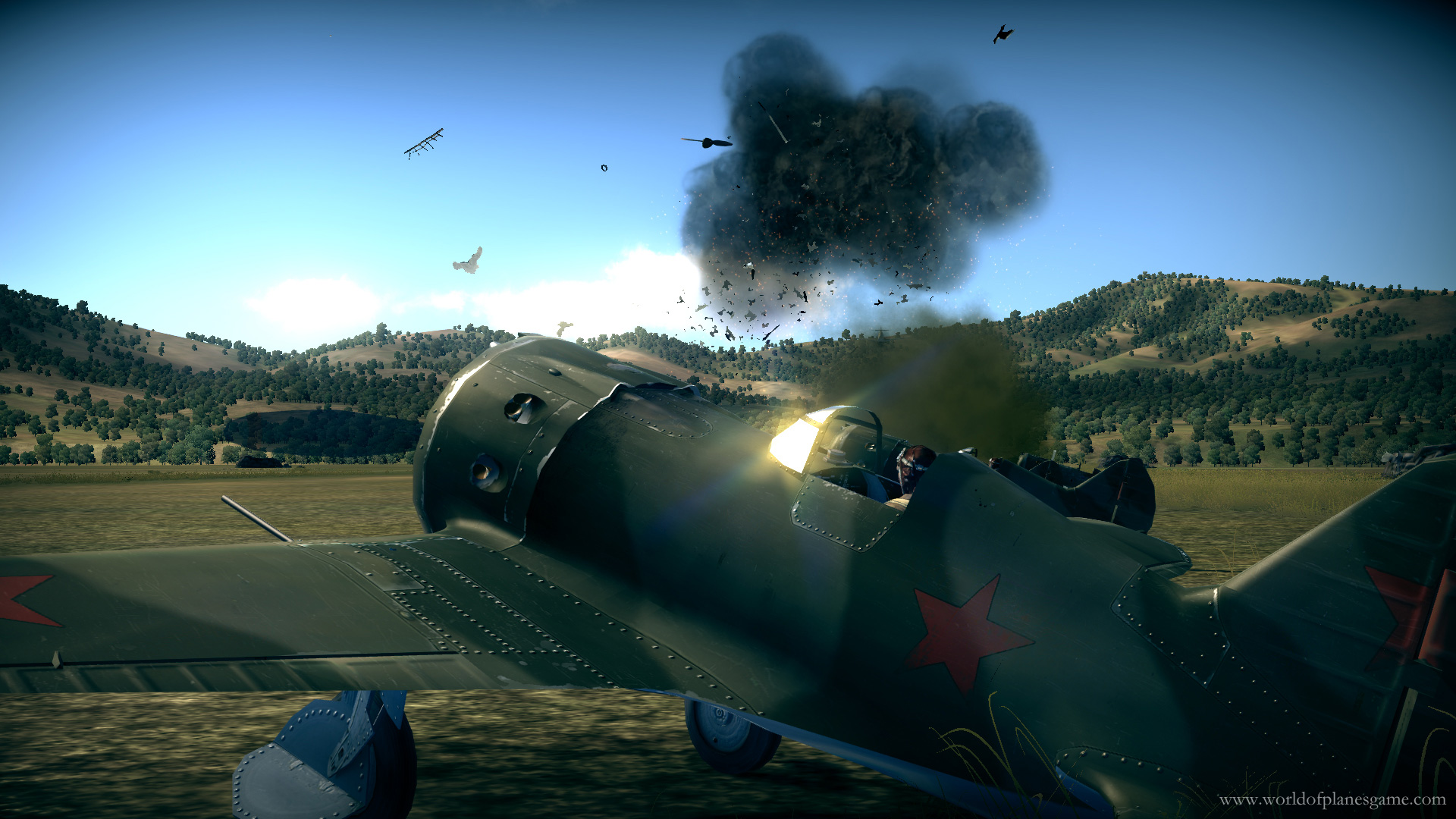 La guerra por dominar el cielo en World of Planes [Trailer]