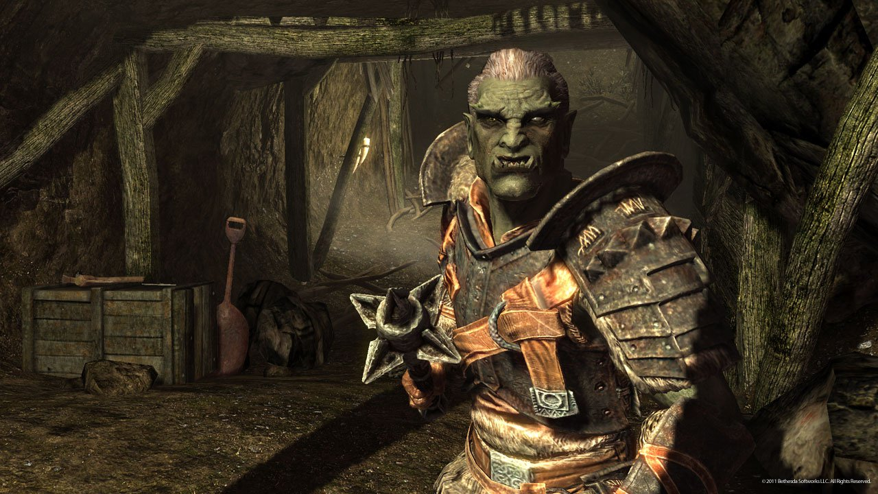 Para babear como un infante: 20 minutos de gameplay de The Elder Scrolls V: Skyrim [Videos]