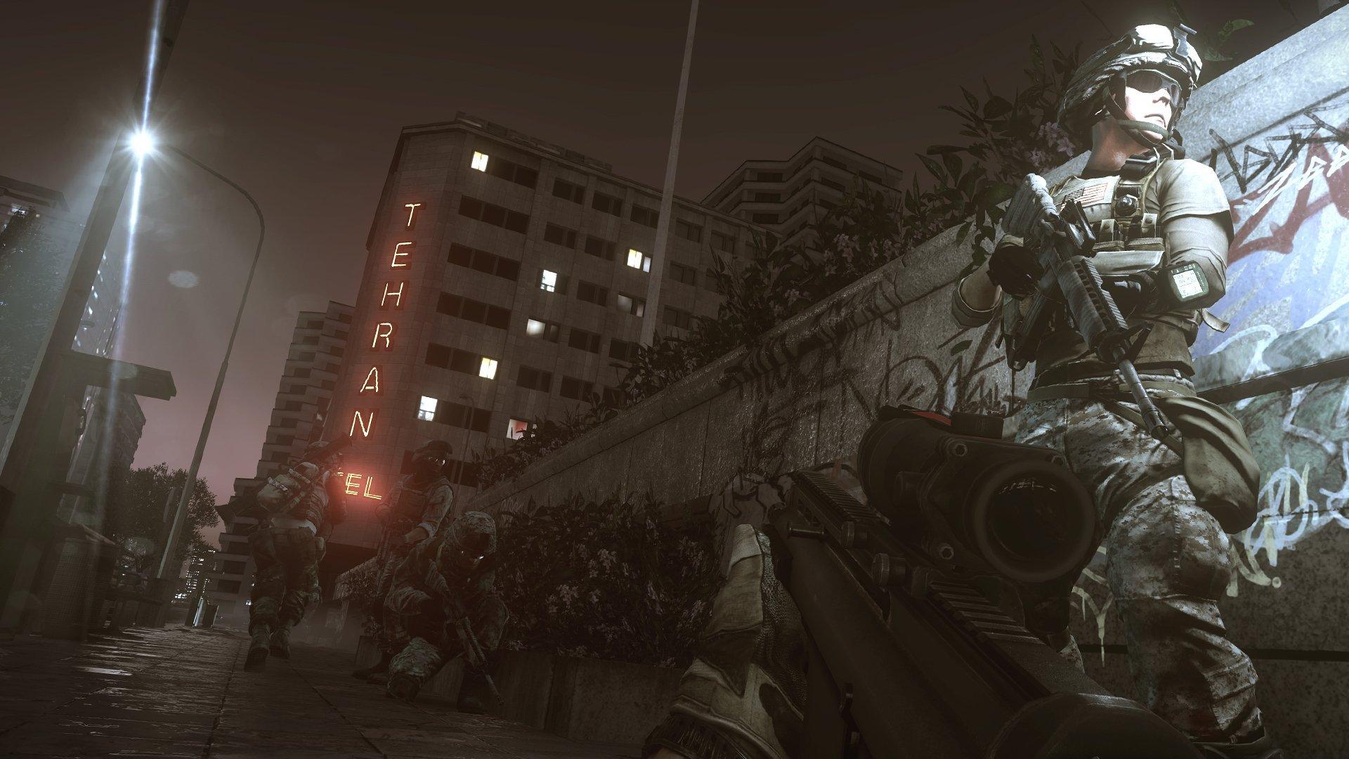 Trailer extendido de la Operación Guillotina en Battlefield 3 [Más incentivos]