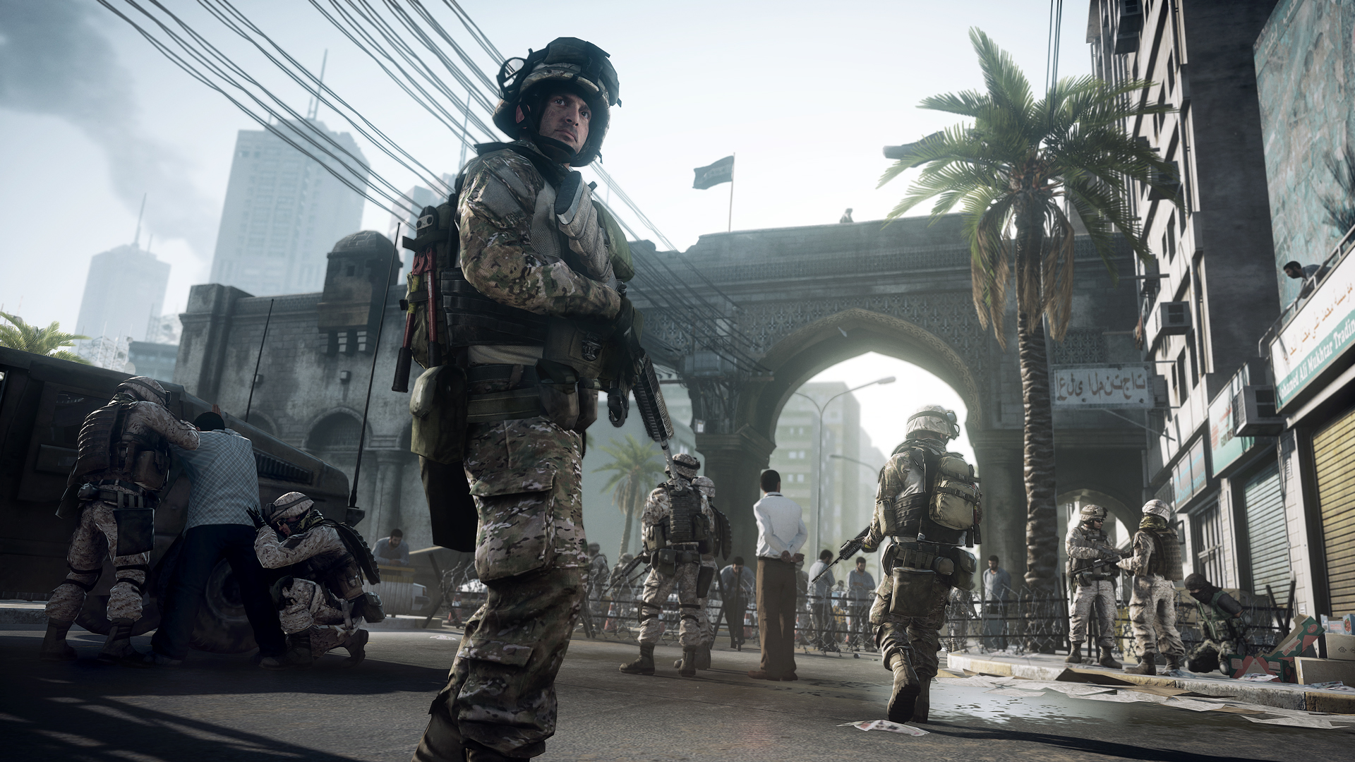 DICE revela que harán falta dos tarjetas GTX580 para disfrutar Battlefield 3 en Ultra [OMFG!]