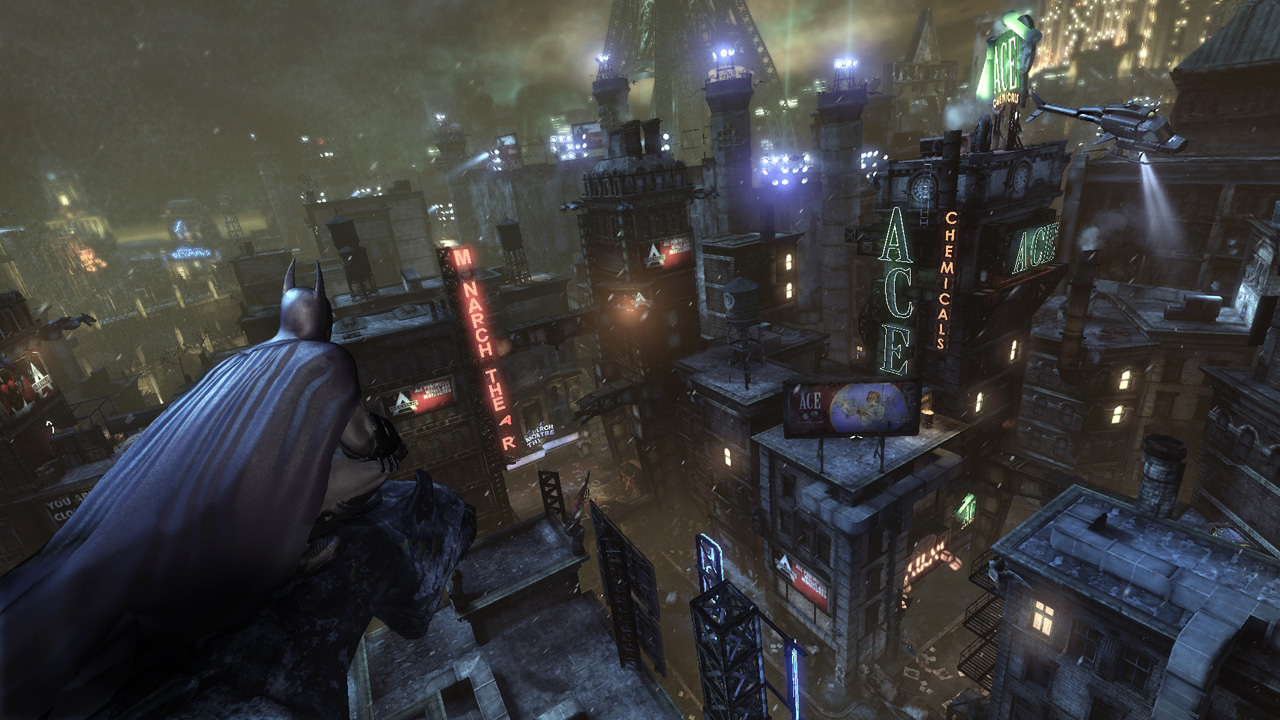 Nuevo trailer de Batman: Arkham City muestra al Joker