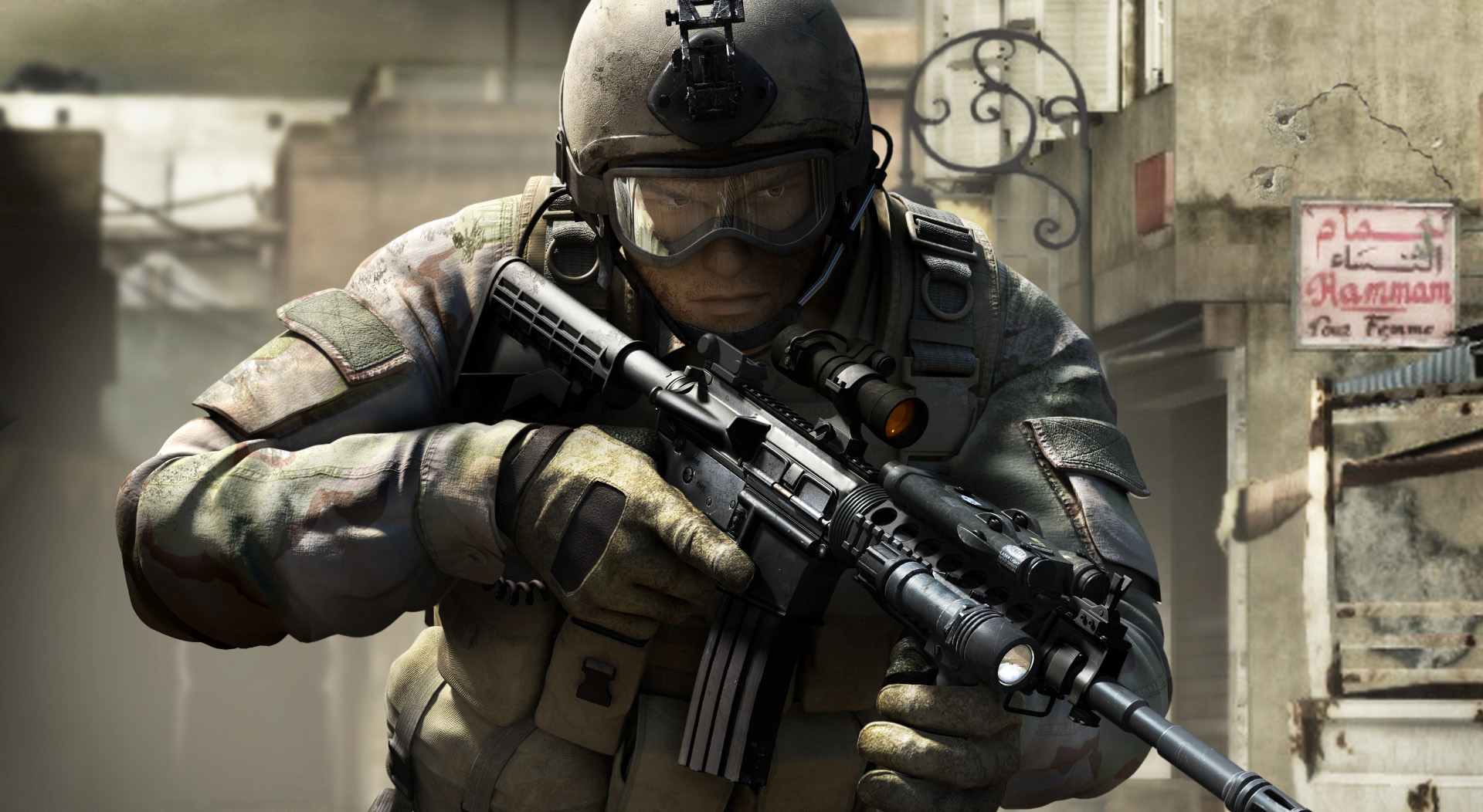 Battlefield 3, requisitos para la beta. [Take Cover!]