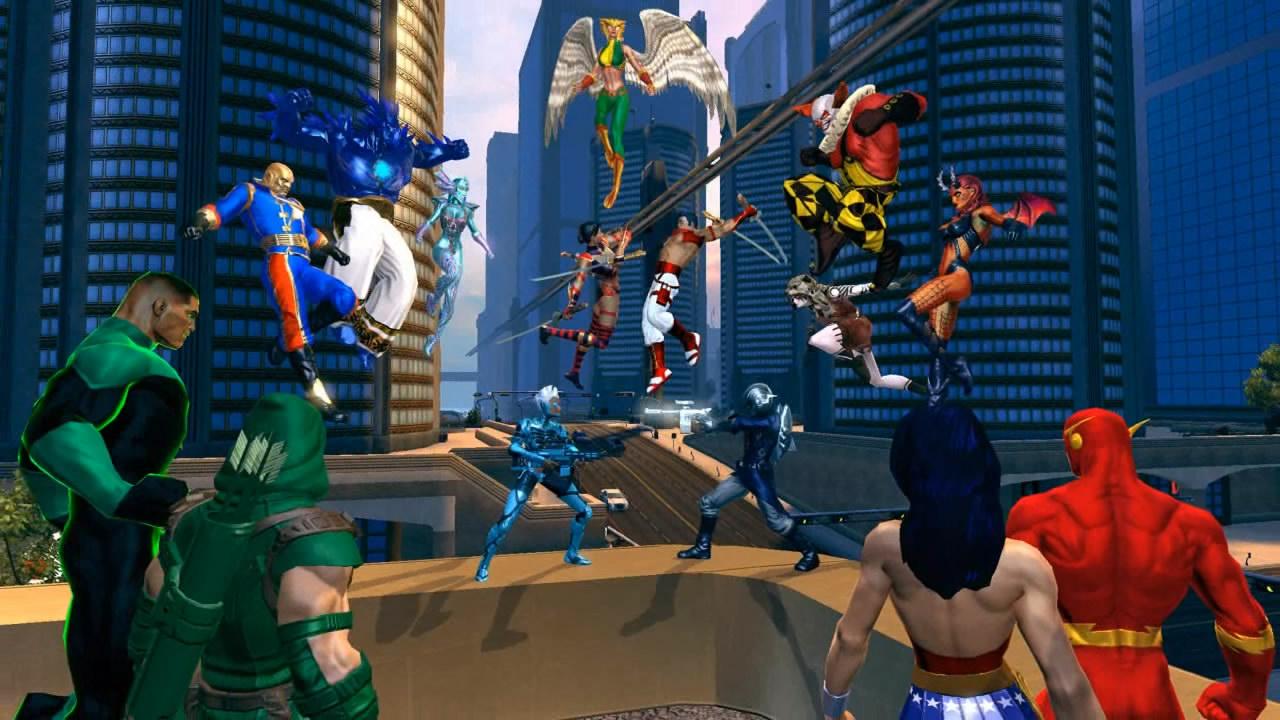 DC Universe Online gratis en Octubre [It´s Free!]