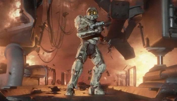 Teaser trailer de Halo 4 a base del arte conceptual