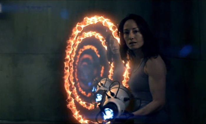 Portal: No Escape [Live Action Short Film por Dan Trachtenberg]