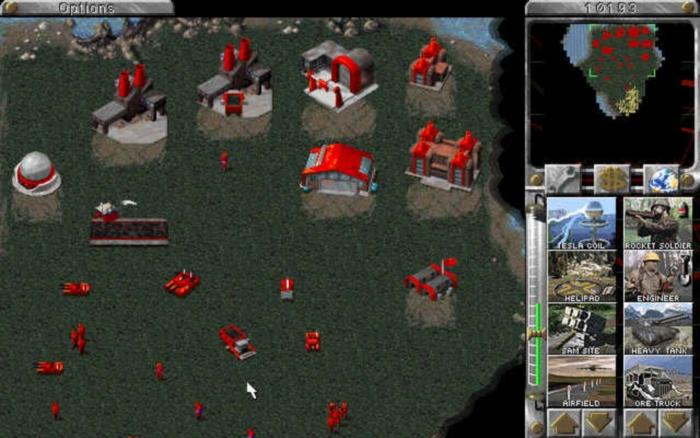 Command & Conquer: Red Alert presenta nuevo Mod.