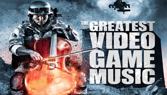 La Orquesta Filarmónica de Londres y su álbum de Videojuegos!
