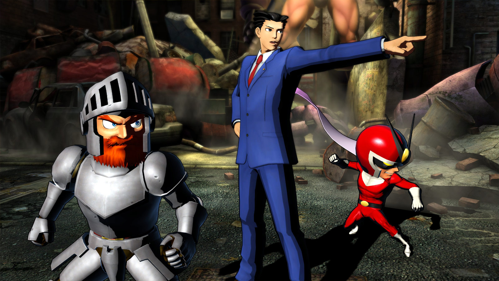 Nuevos Personajes para Ultimate Marvel vs Capcom 3 [TAKE THAT!!!!]