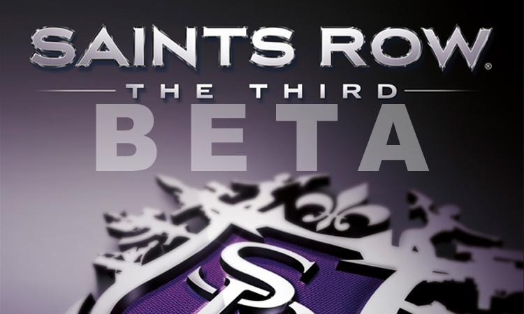 SaintsRow The Third , disponible ya la Beta [Descargas]