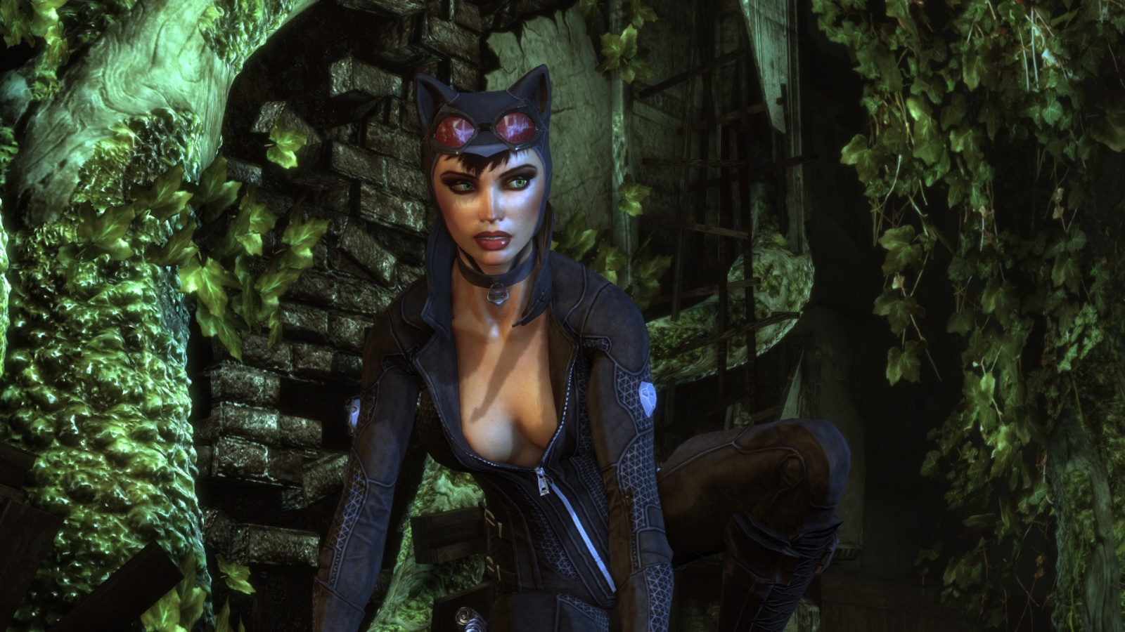 Batman: Arkham City para PC con PhysX y teselación en DirectX 11