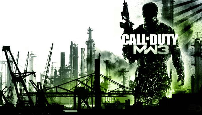 Modern Warfare 3 y sus Armas.