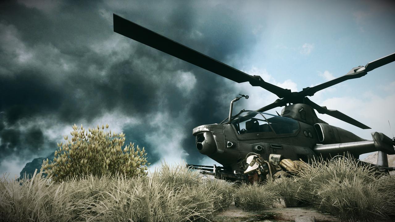 Battlefield 3 y algunos de sus nuevos mapas multiplayer [SCREENS PARA LLORAR]