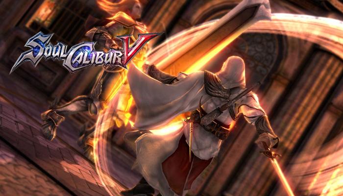 Ezio Auditore y su aparición en Soul Calibur V