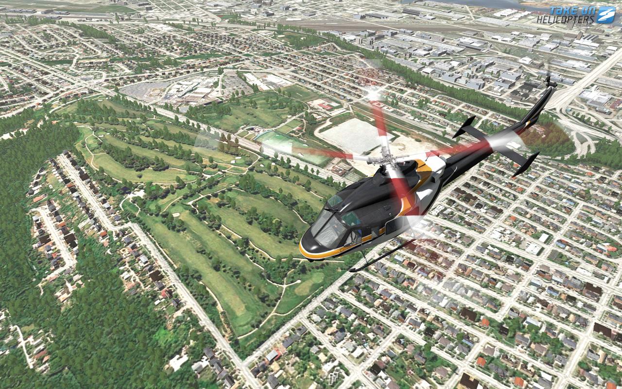 Trailer de lanzamiento de Take on Helicopters [Simulador]