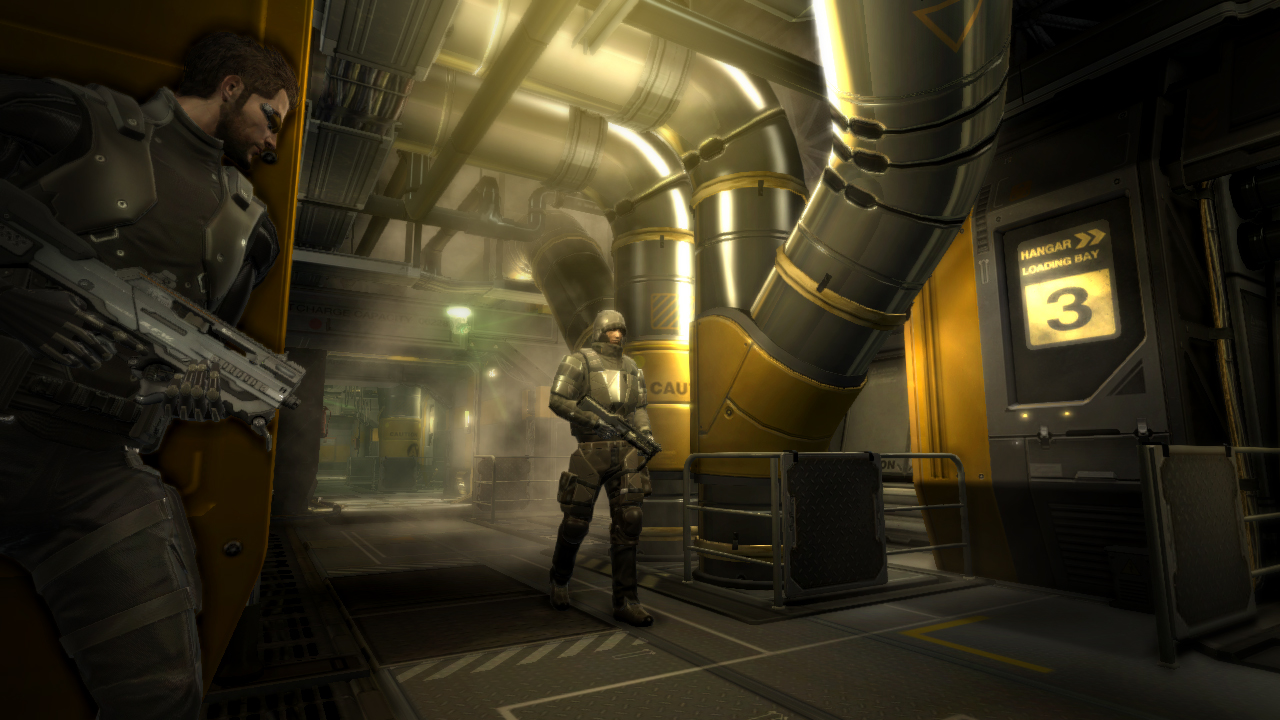 Nunca pedí este DLC, Deus Ex: Human Revolution - The Missing Link ya esta disponible