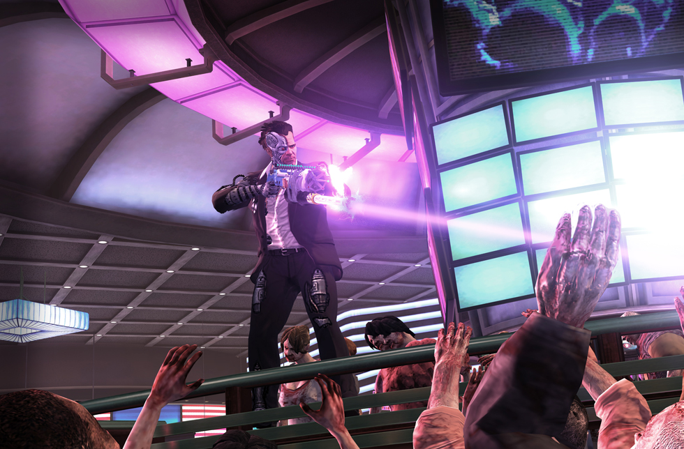 Destripa zombies en el Trailer de 'Cyborg Skills', El nuevo DLC de Dead Rising 2: Off the Record!