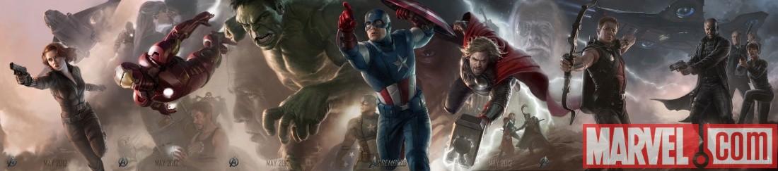 Primer trailer de The Avengers [Película]