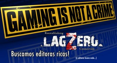 LagZero Busca
