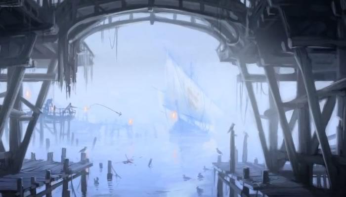 Observa como este arte conceptual se ve en el esperado TES V: Skyrim