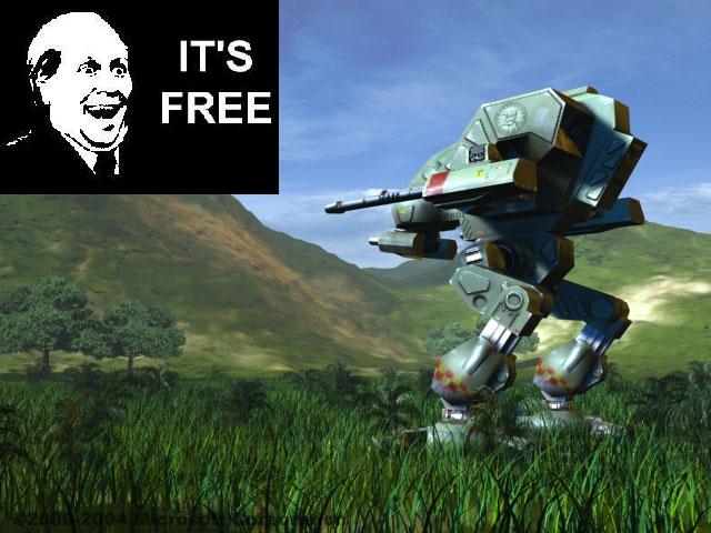MechWarrior volverá a finales del 2012, Online y Free2Play [It's Free!!]