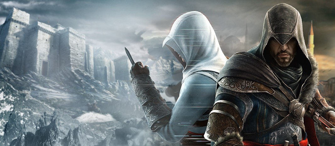 Primeros 10 minutos de Assassin's Creed: Revelations [SPOILER ALERT!!]