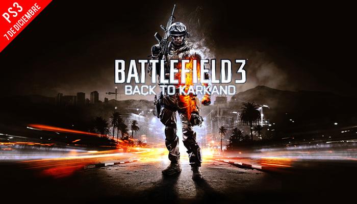 Habemus Update y DLC [Battlefield 3]