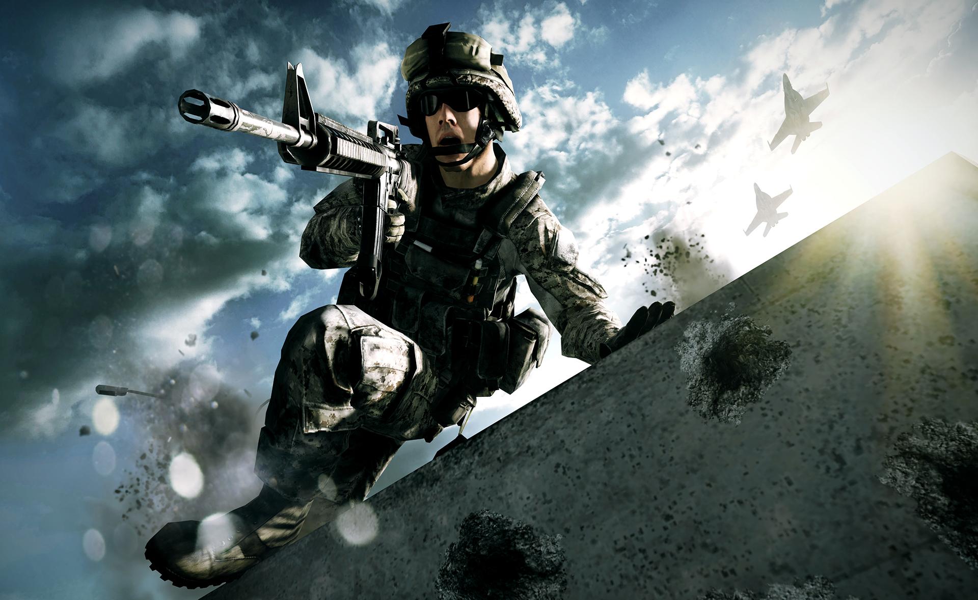 El gameplay de Golfo de Omán para el DLC Back to Karkand... está para llorar [Battlefield 3]