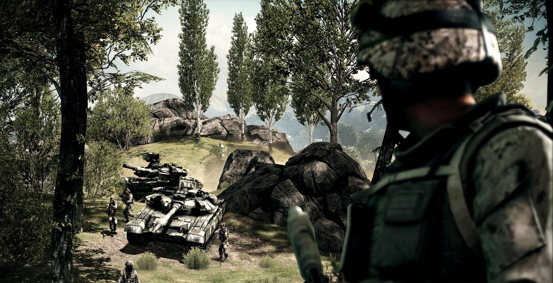 EA muestra nuevo gameplay del DLC Back to Karkand … y nuevas armas también [Video BF3]