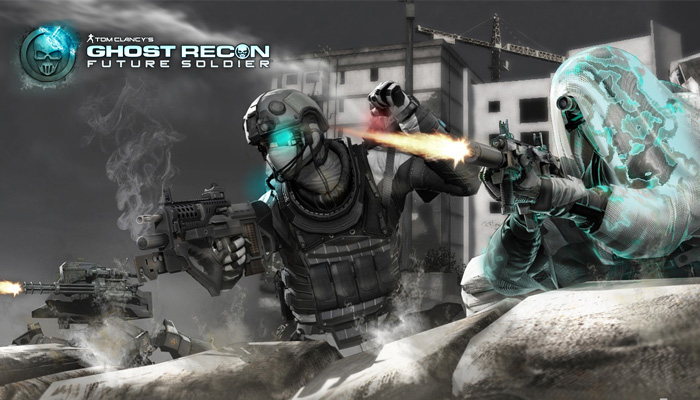 Ghost Recon: Future Soldier sale a pelear con BF3 y MW3 [Video]