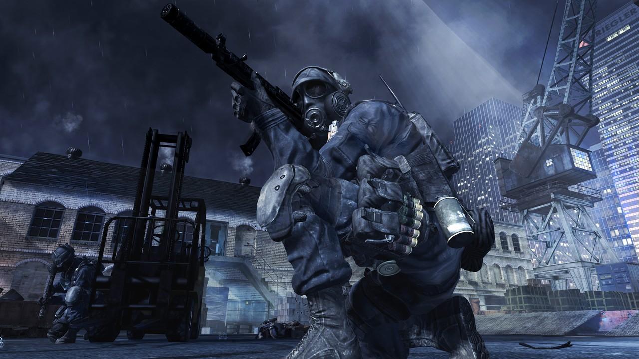 Modern Warfare 3: No solo reutilizamos el nombre… también los edificios [Video]