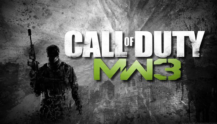 Modern Warfare 3 [tecla W: mode on]
