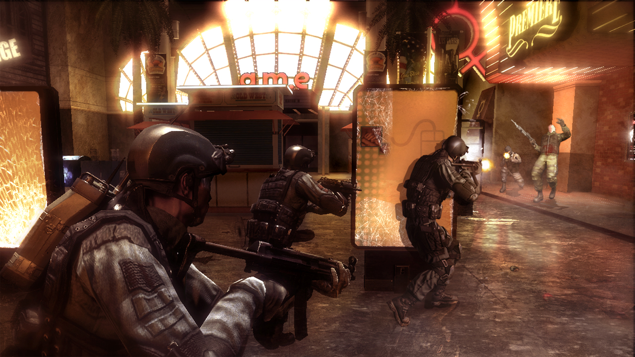 Ubisoft anuncia Rainbow Six: Patriots [Tactical Revival]