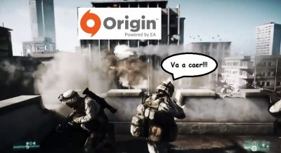 Crack permite jugar BF3 sin Origin [Take That!]