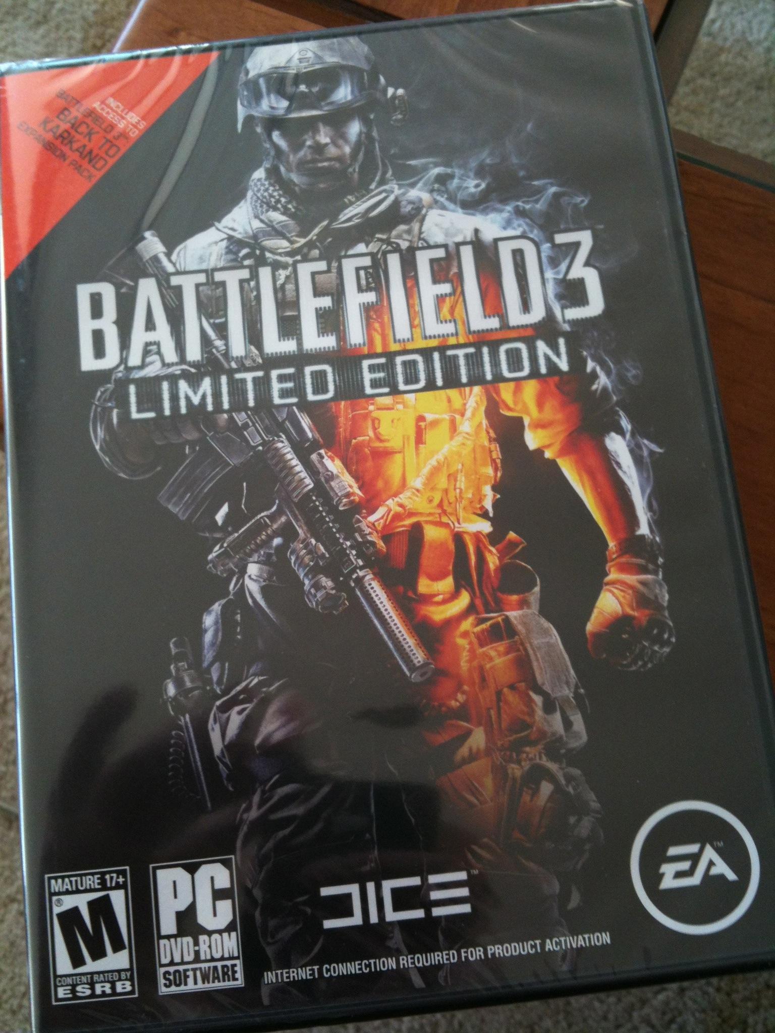 Resultados del concurso LagZero.NET Regala una copia de Battlefield 3 [Video]
