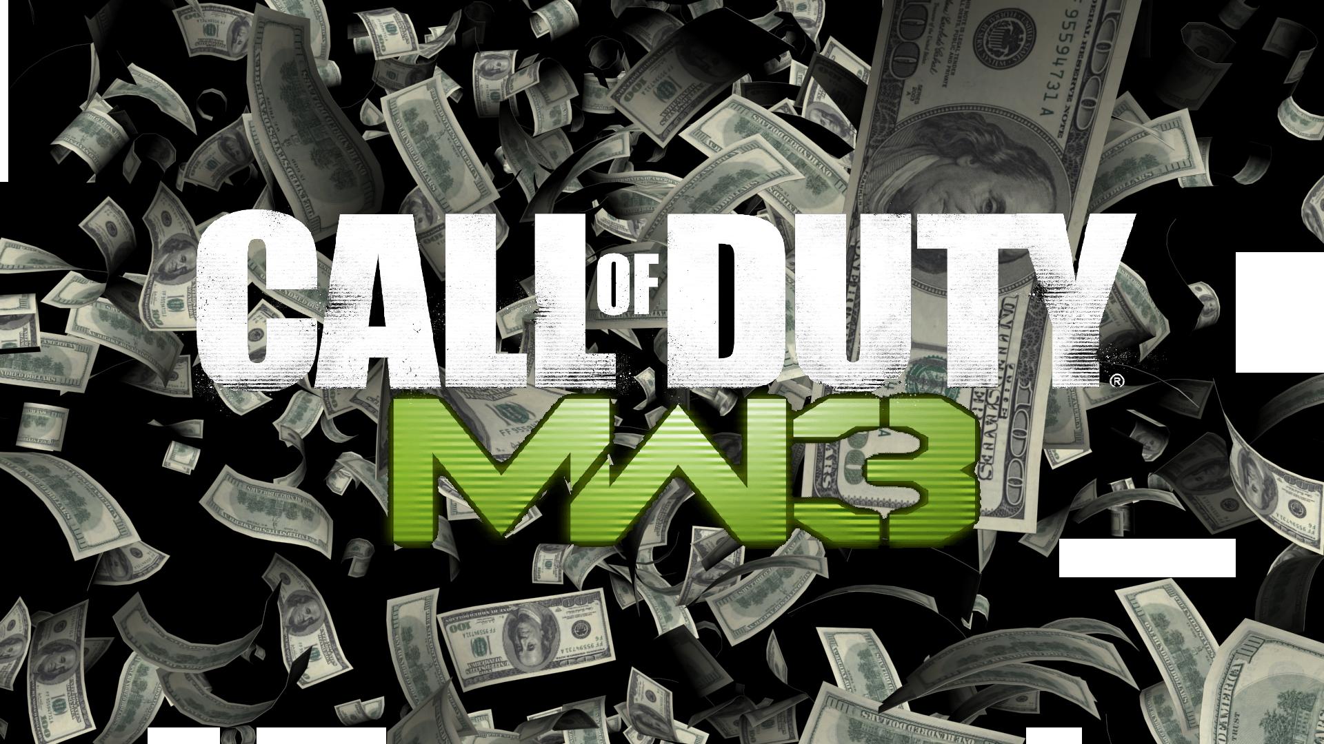 Nuevo record de ventas: Modern Warfare 3 se lleva al bolsillo 775 millones de dolares en sus 5 primeros días [OMFG!!!1]
