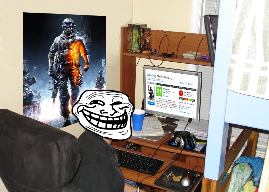 Desarrolladores de Modern Warfare 3 piden ayuda para subir puntuación en Metacritic [!]