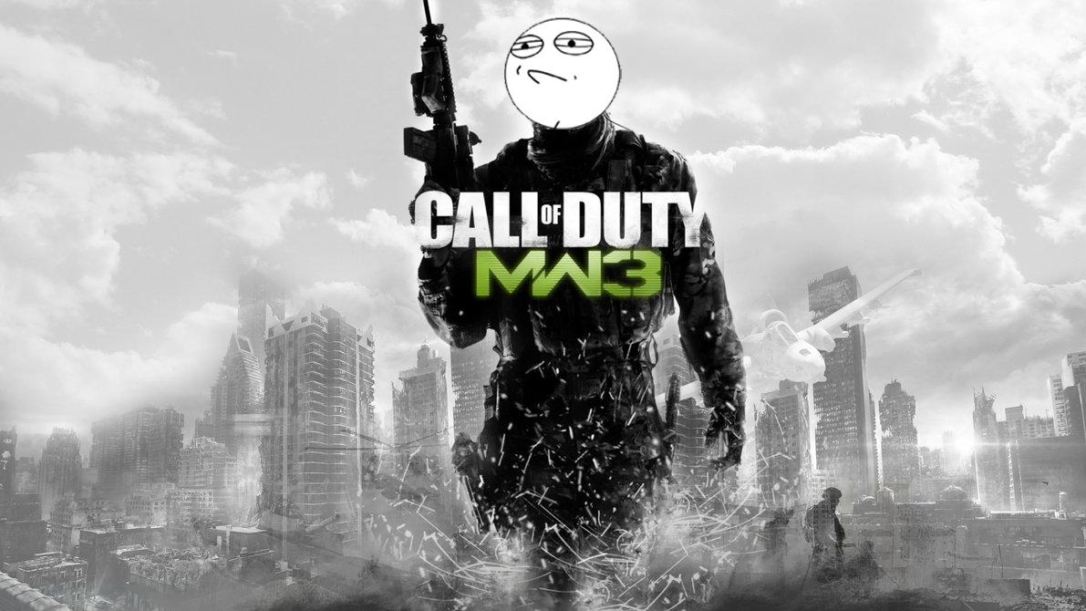 Call of Duty: Modern Warfare 3 le tienen más fe que a su predecesor Black Ops
