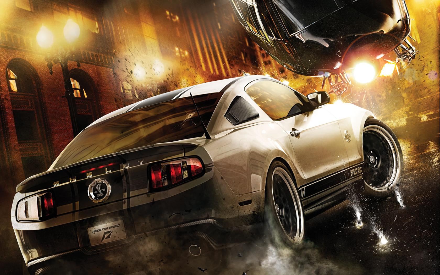 Need for speed: The Run trae vehiculos exclusivos para PS3 [exclusividad, exclusividad everywhere]