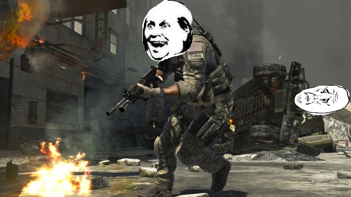 10.000 copias de Modern Warfare 3 robadas en Francia