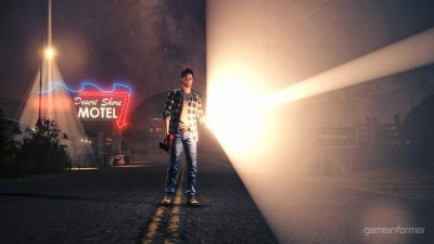 Revelan imagen de Alan Wake: Night Springs [Screenshot]