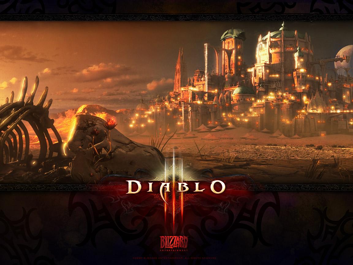 Diablo 3 se viene con unas 15 mil líneas de diálogos [OMG!]